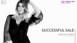 VirtualRealTrans - Angelina Torres - Successful Sale